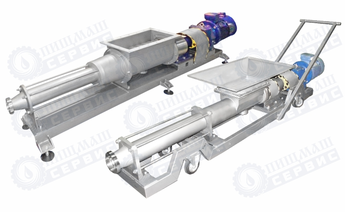 progressive cavity pumps with hooper and screew ONVF pmserv 700